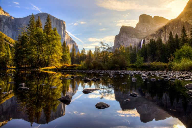 Yosemite National Park-Multigenerational Vacations