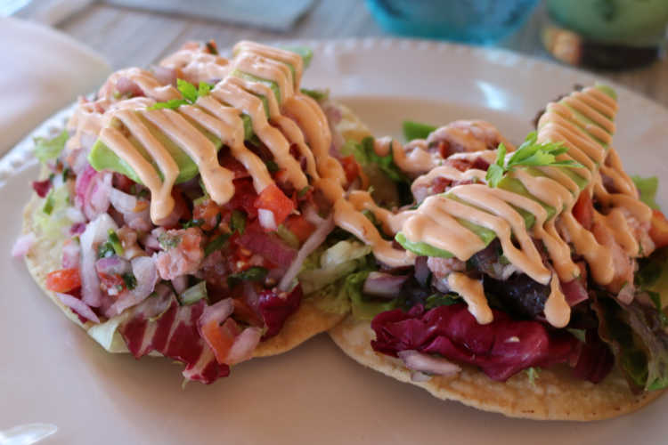 Fish Tacos All Inclusive Meal-Multigenerational Vacations