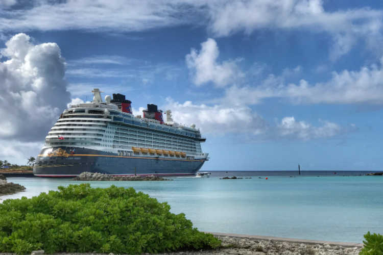 Disney Cruise Castaway Cay-Multigenerational Vacations
