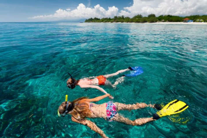 Snorkeling Excursion Multigenerational Family Cruise