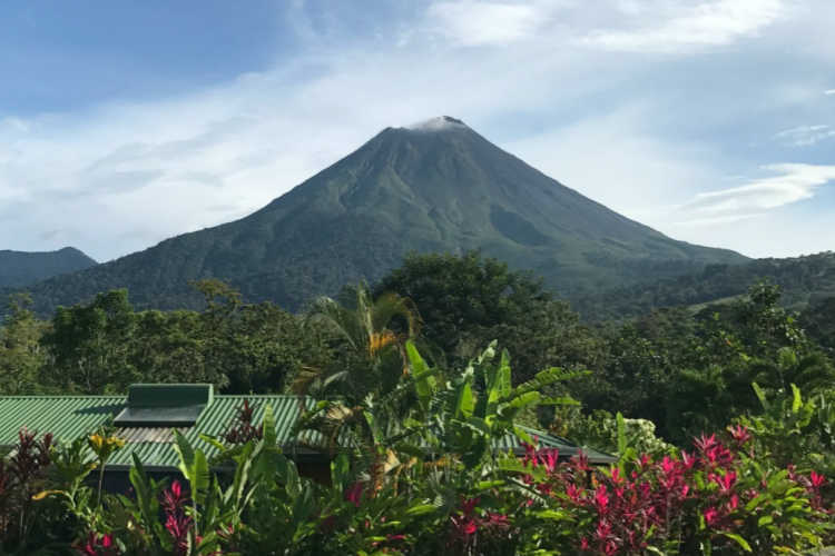 Arenal Volcano Costa Rica-Multigenerational Vacations