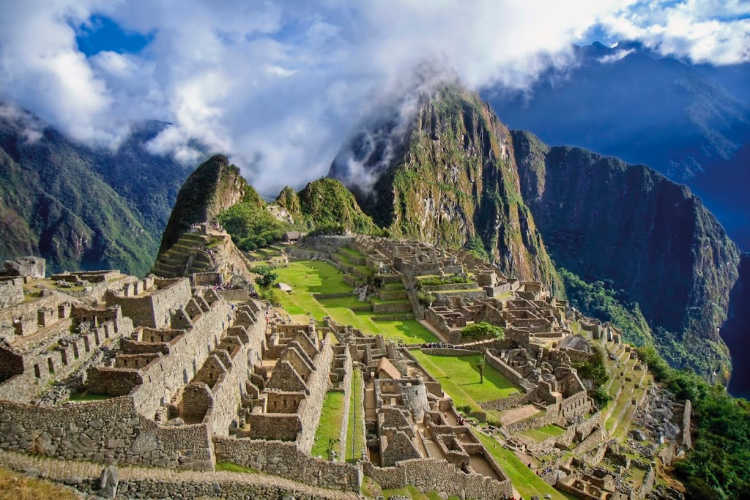 Machu Picchu Peru family travel-Kids Are A Trip