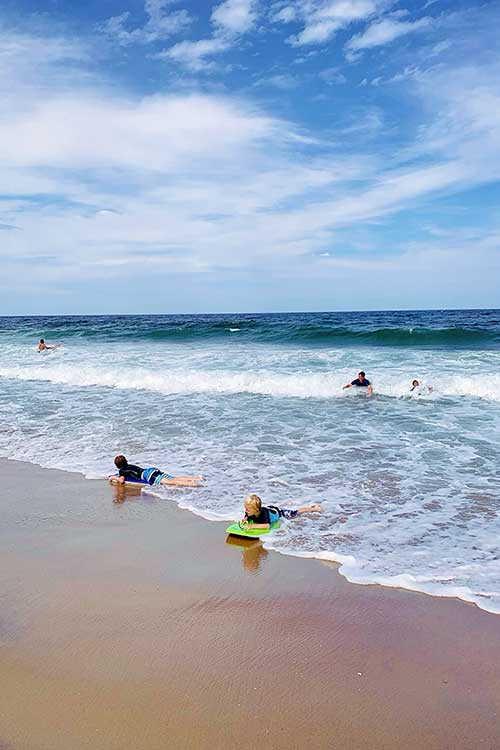 Outer Banks North Carolina Multigenerational Vacation