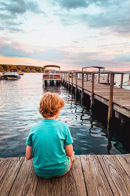 Wolfesboro New Hampshire Multigenerational Vacation Ideas