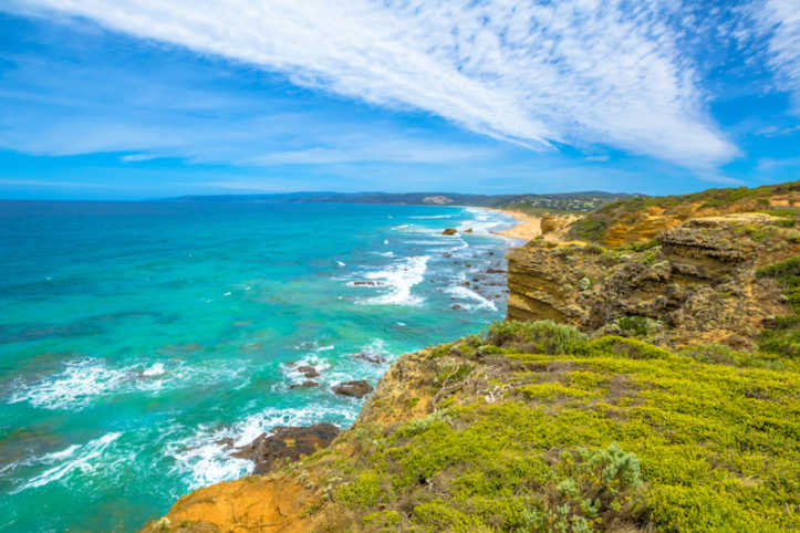 Airey's Inlet Lookout on the GreatOceanRoadGuide.com.au