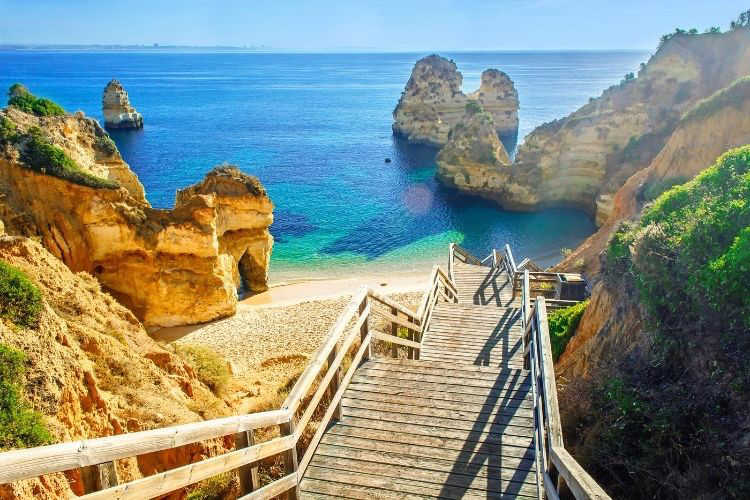 Algarve Portugal with grandparents trip-Multigenerational Vacations