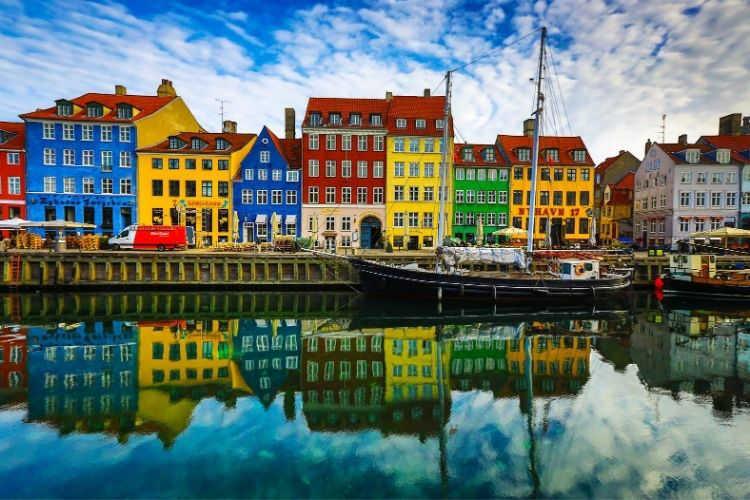 Copenhagen with Grandparents-Multigenerational Vacations