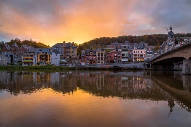 Dinant Belgium Travel with Grandparents-Multigenerational Vacations