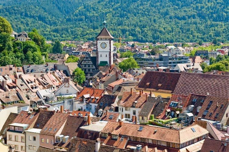 Freiburg Germany holiday with grandparents-Multigenerational Vacations
