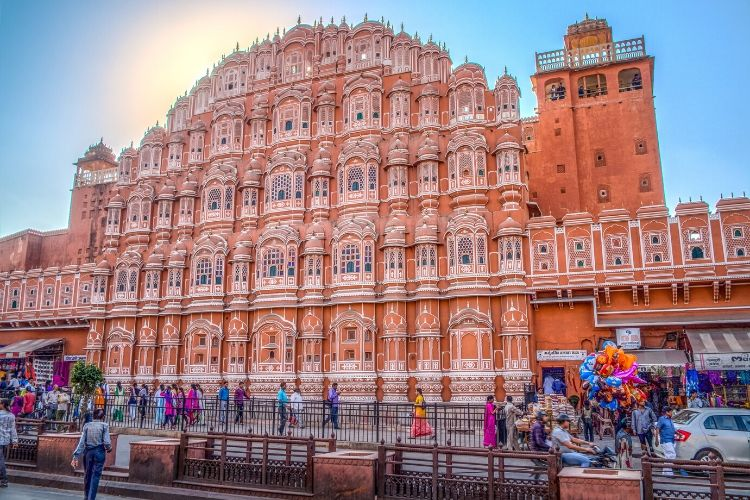 Jaipur India with grandparents-Multigenerational Vacations