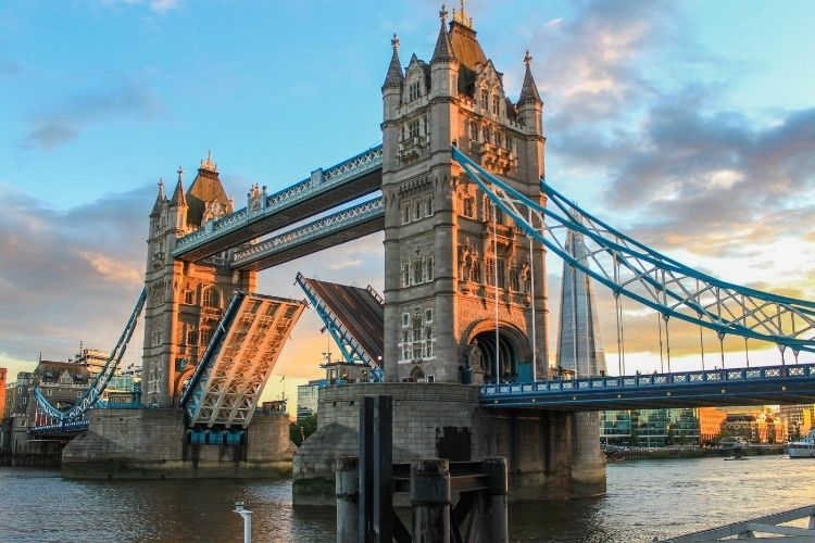 London with Grandparents-Multigenerational Vacations