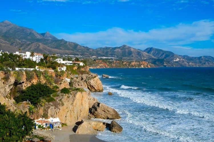 Nerja spain with grandparents trip-Multigenerational Vacations