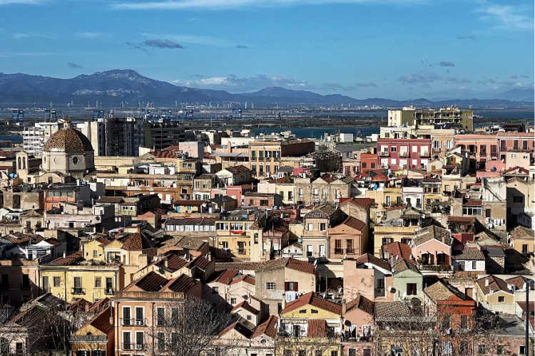 Sardinia with large family-Multigenerational Vacations