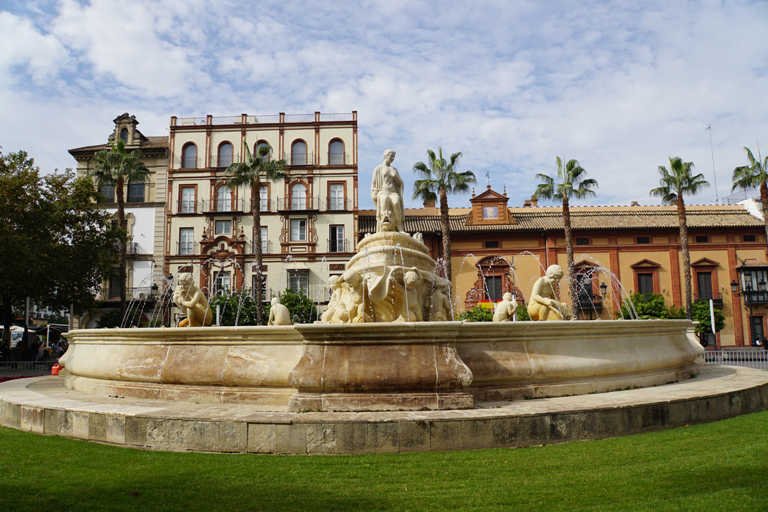 Seville with grandparents -Multigenerational Vacations