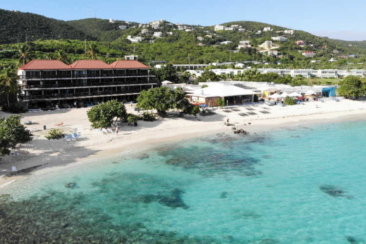 St Thomas USVI multigen family vacation Caribbean