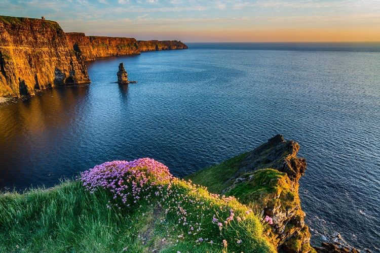 Trip to Ireland with grandparents-Multigenerational Vacations