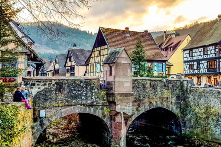 Wyld FT Alsace France with Grandparents-