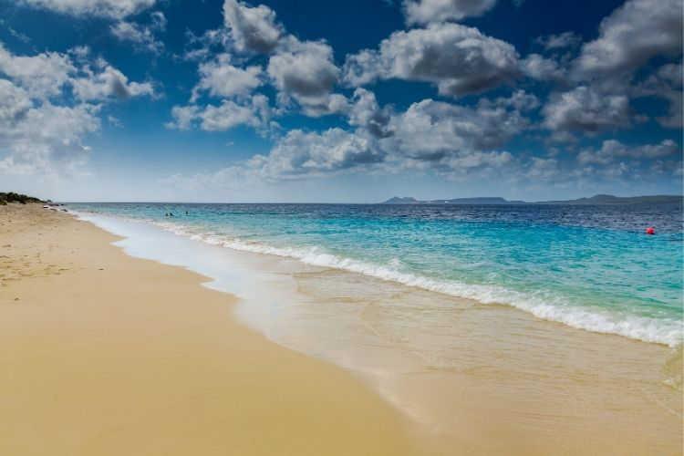 Klein Bonaire beach-Multigenerational Vacations