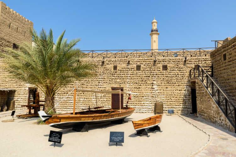 Al Fahidi historical neighborhood Dubai