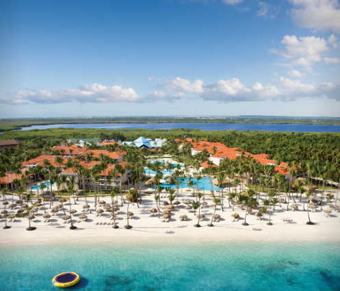 Dreams Caribbean resort for Multigenerational Families