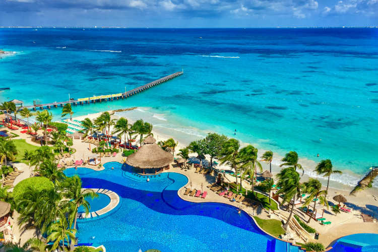 Grand Fiesta Coral Beach Cancun-Multigenerational Vacations