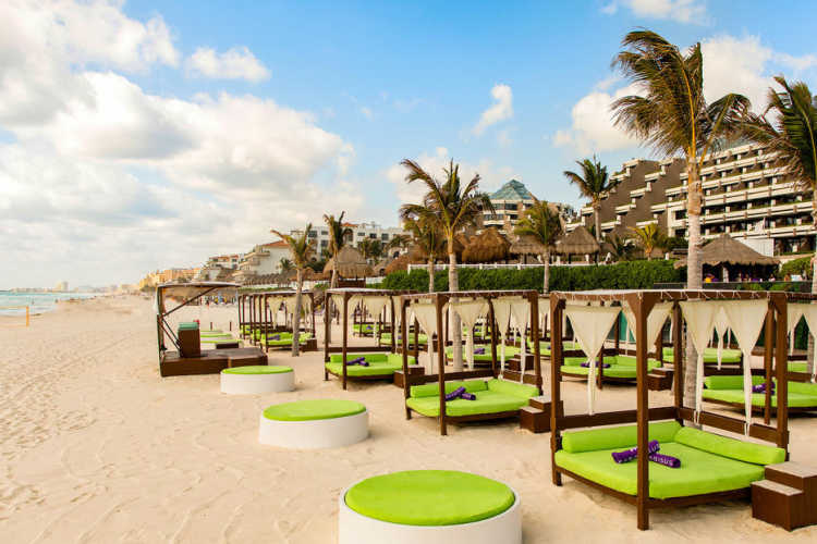 Paradisus Cancun-Cocos Beach Club