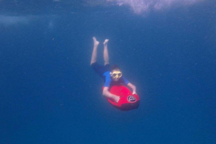 Snuba in Aruba-Multigenerational Vacations
