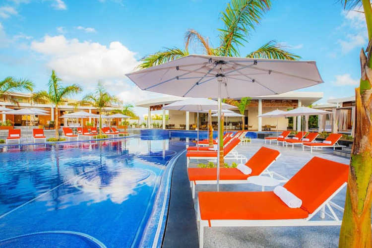 The Grand at Moon Palace Cancun Mexico-Multigenerational Vacations