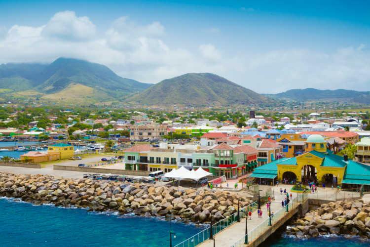Basseterre ST Kitts Nevis