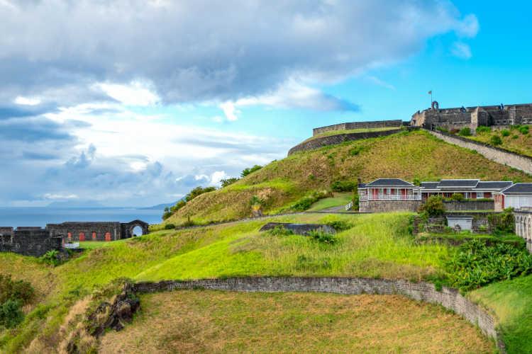 Brimstone Hill Fortress St Kitts