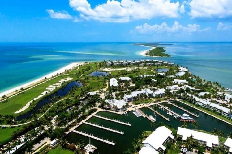 South Seas Resort Captiva Florida