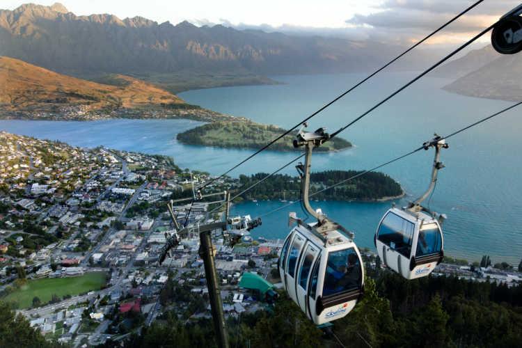 Skyline Gondola New Zealand