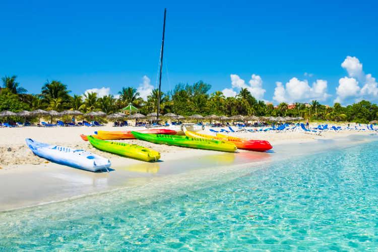 Varadero Cuba beach