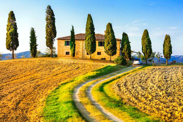 Agriturismo Italy Tuscany