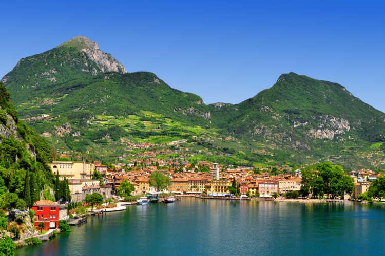 Lake Garda Italy family holiday
