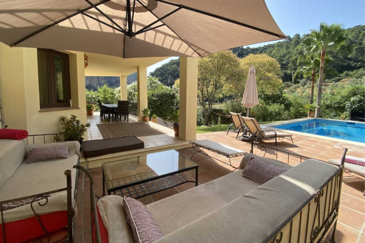 Marbella Spain villa