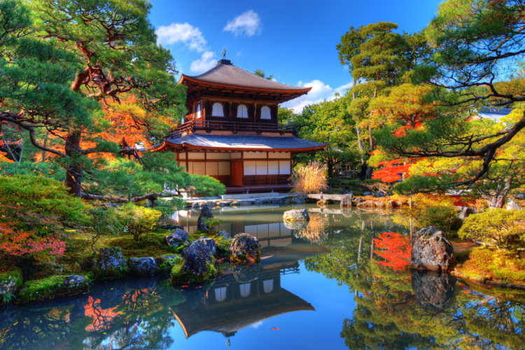 family trip to Japan temple-Multigenerational Vacations